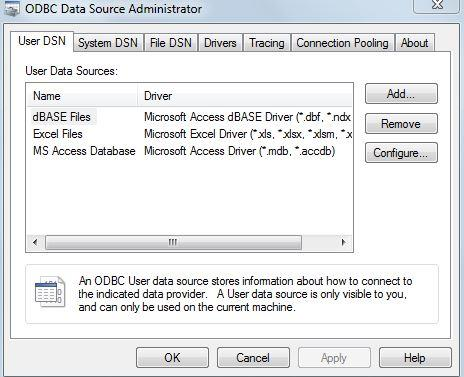 How to use ODBC Data Object in Certify - SOAIS