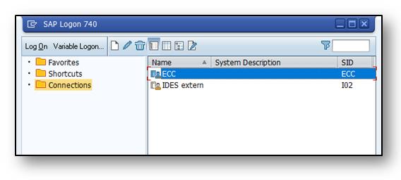 Preparing SAP Environment for Worksoft Certify - SOAIS
