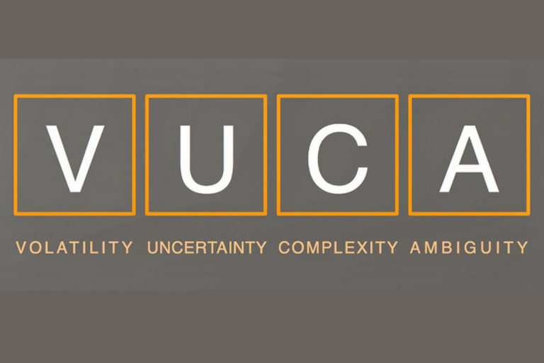 SAAS users– surviving in the VUCA world