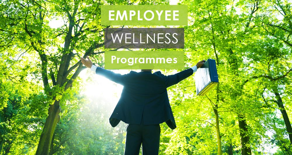 Employee wellness programmes