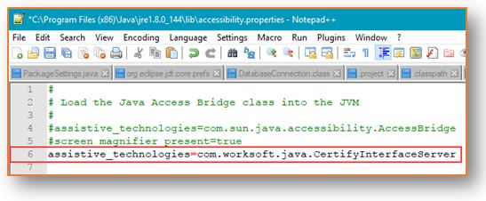 Certify Interface Server