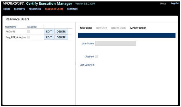 Worksoft Certify manager 2