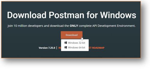 download postman for windows
