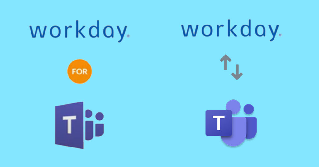 Workday for Microsoft teams