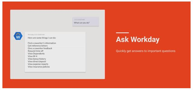 Ask Workday