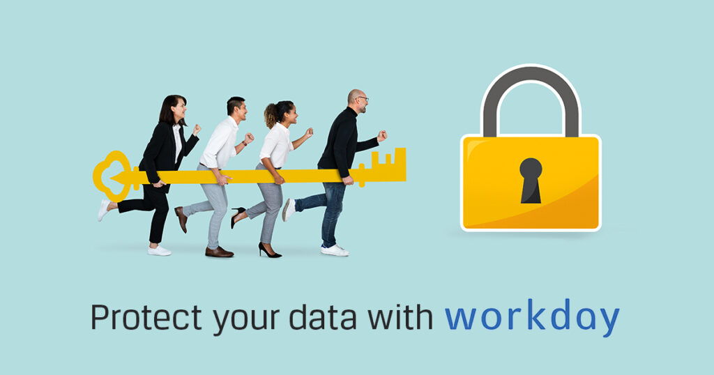 Protect your data with Workday