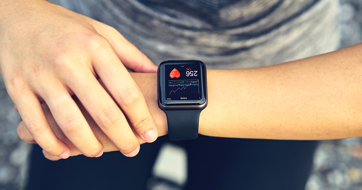 Fitness Activity Tracking Service in Oracle Wellness