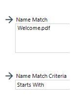 new match