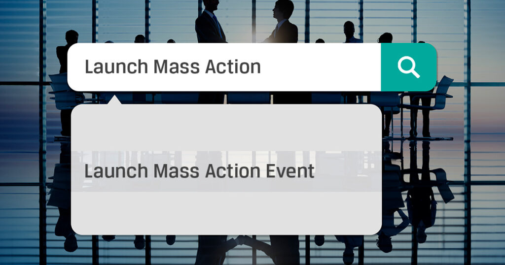Launch Mass Action- Termination and End Contingent Worker Contract