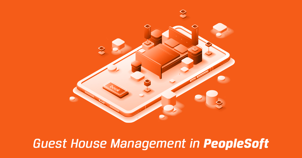 Guest House Management in Peoplesoft