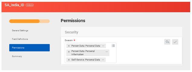 Permissions