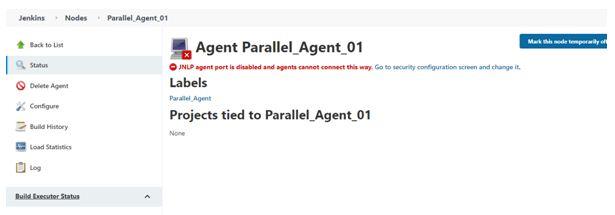 Agent parallel agent