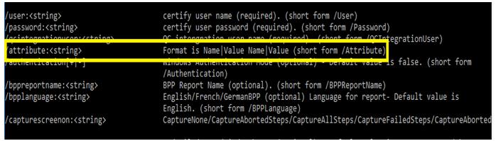 Certify batch file